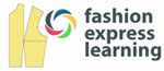 Fashion Express Learning Logo